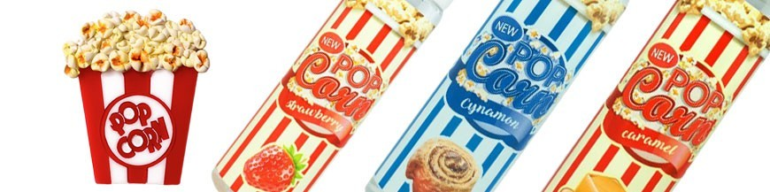 POP CORN e liquid