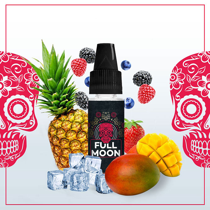 Full Moon Aroma RED